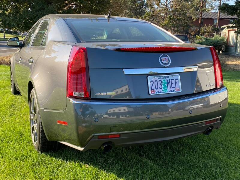 2008 Cadillac CTS 3.6L DI 4dr Sedan - Bend OR