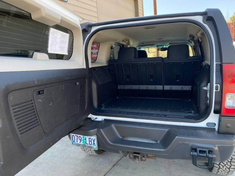 2008 HUMMER H3 4x4 4dr SUV - Bend OR