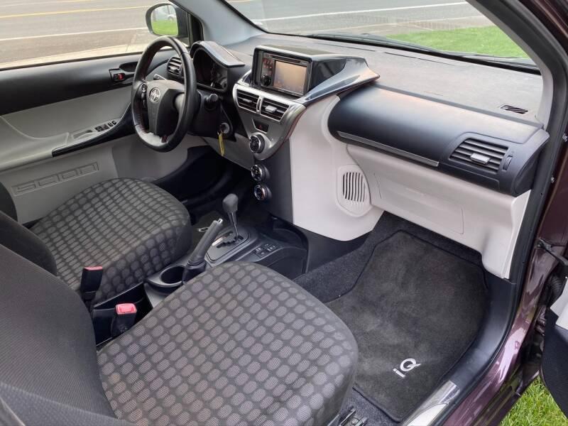 2012 Scion iQ 2dr Hatchback - Bend OR