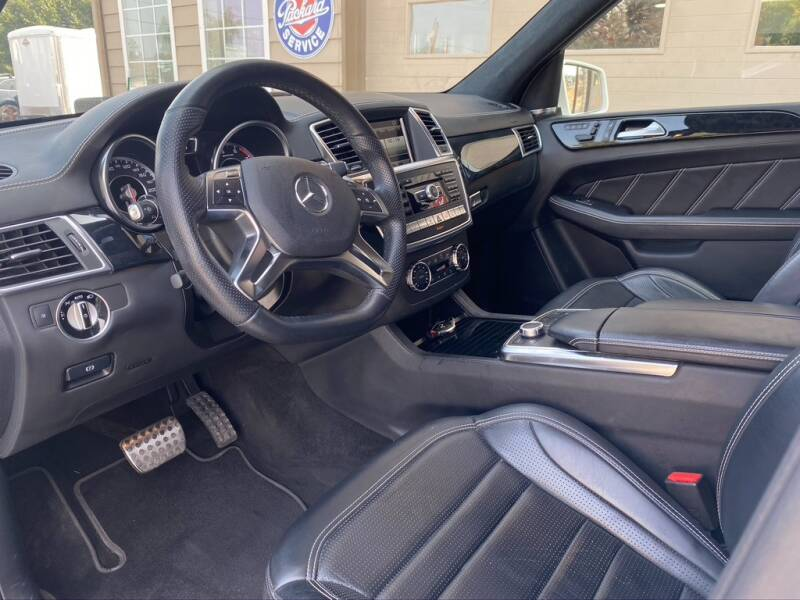 2014 Mercedes-Benz M-Class AWD ML 63 AMG 4MATIC 4dr SUV - Bend OR