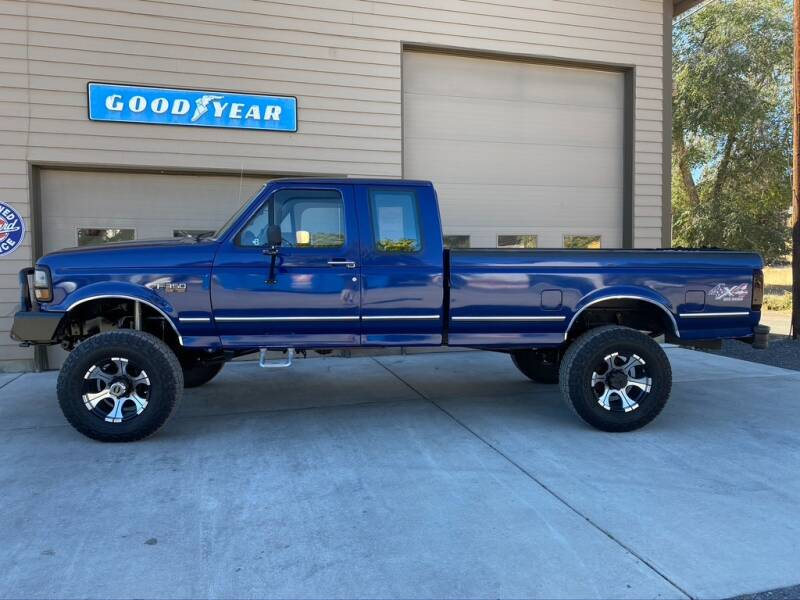 1997 Ford F-250 2dr XLT 4WD Extended Cab LB HD - Bend OR