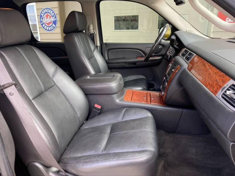 2008 Chevrolet Avalanche 4x4 LTZ 4dr Crew Cab SB - Bend OR