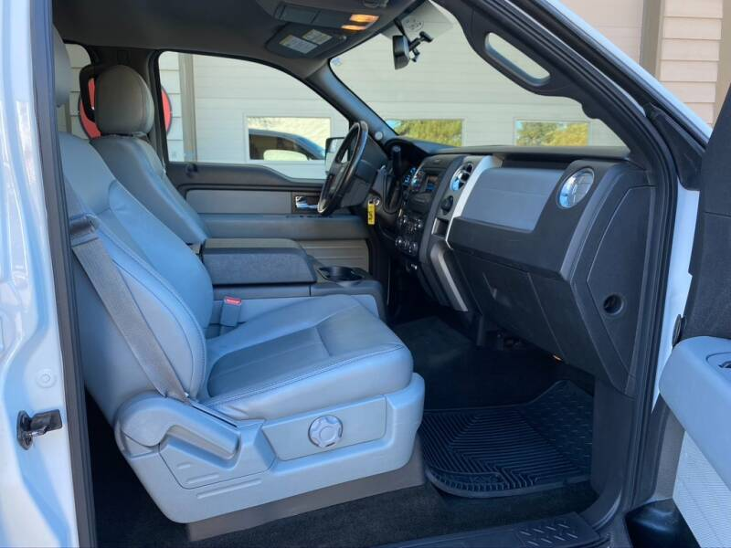 2014 Ford F-150 4x4 XLT 4dr SuperCrew Styleside 5.5 ft. SB - Bend OR