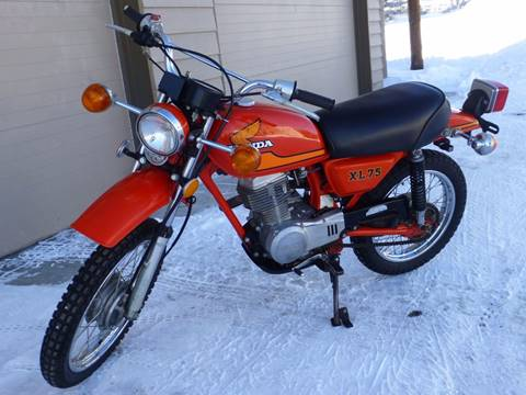 1977 Honda XL75 for sale in Bend, OR