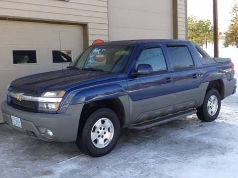 2002 Chevrolet Avalanche for sale in Bend, OR