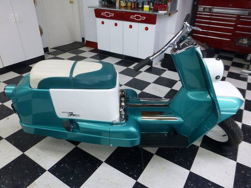 1961 harley-davidson topper in bend or - just used cars