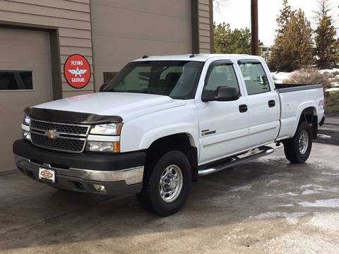 2005 Chevrolet Silverado 2500HD for sale in Bend, OR