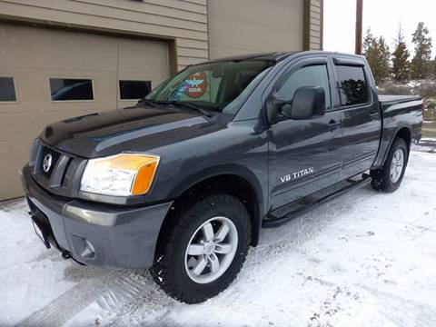 2012 Nissan Titan for sale in Bend, OR