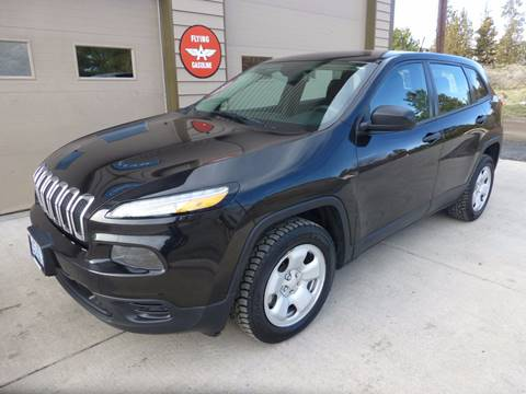 2014 Jeep Cherokee for sale in Bend, OR