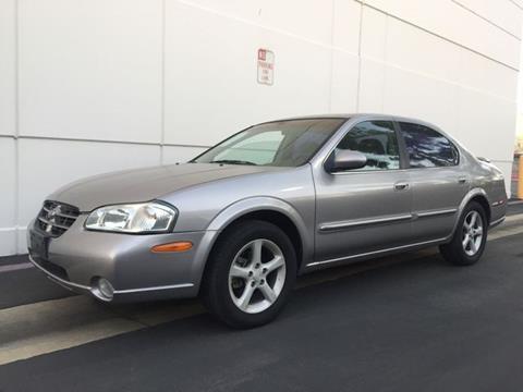 2000 Nissan Maxima for sale in Van Nuys, CA