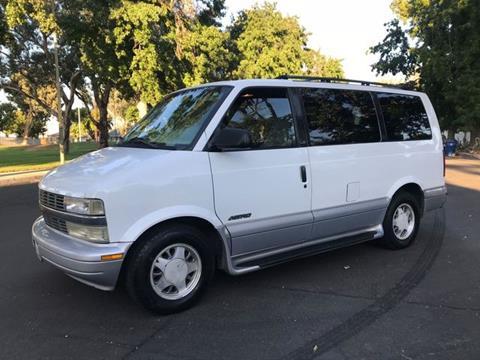 2000 Chevrolet Astro for sale in Van Nuys, CA
