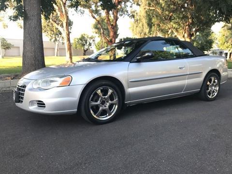 2004 Chrysler Sebring for sale in Van Nuys, CA