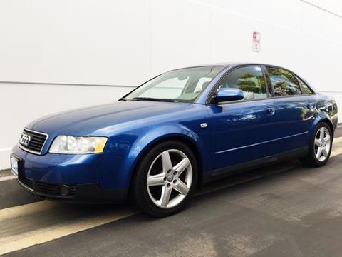 2003 Audi A4 for sale in Van Nuys, CA