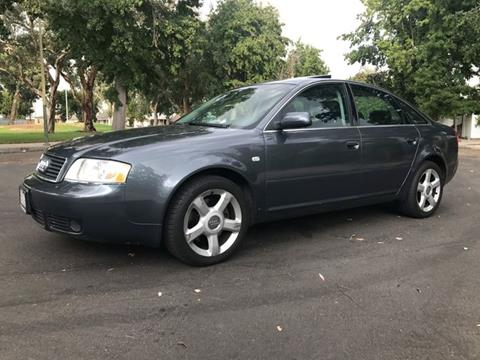 2004 Audi A6 for sale in Van Nuys CA