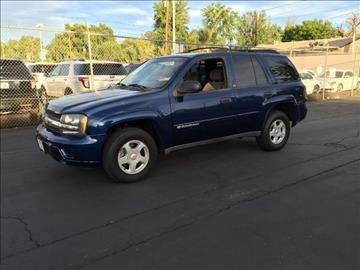 2002 Chevrolet TrailBlazer for sale in Van Nuys, CA