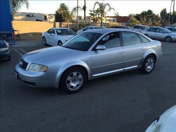 2000 Audi A6 for sale in Van Nuys, CA