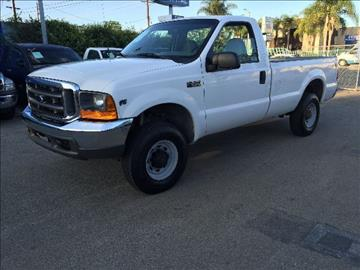 2000 Ford F-250 Super Duty for sale in Van Nuys, CA