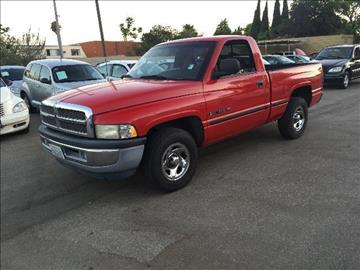 1998 Dodge Ram Pickup 1500 for sale in Van Nuys, CA