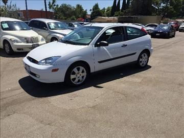 2003 Ford Focus for sale in Van Nuys, CA