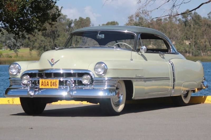 1950 Cadillac Series 61 for sale at Precious Metals in San Diego CA