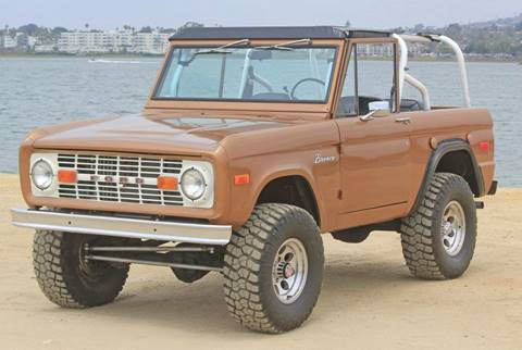 1972 Ford Bronco for sale in San Diego, CA