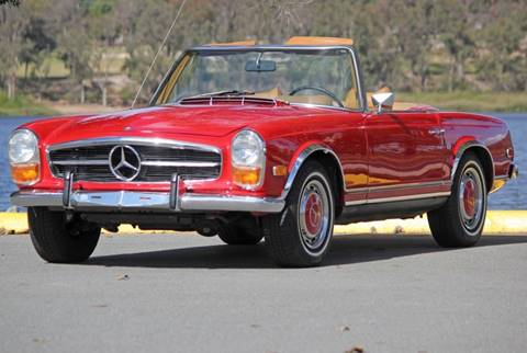 1971 Mercedes-Benz 280-Class for sale in San Diego, CA