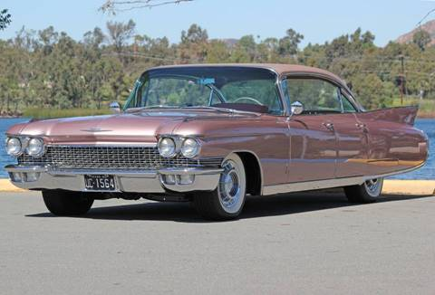 1960 Cadillac Fleetwood for sale at Precious Metals in San Diego CA