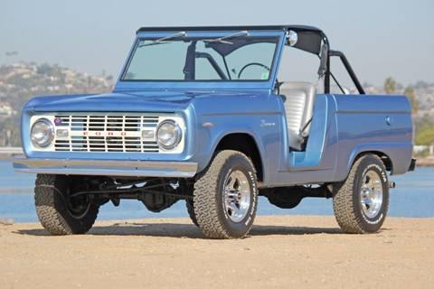 ford bronco for sale in san diego, ca - carsforsale