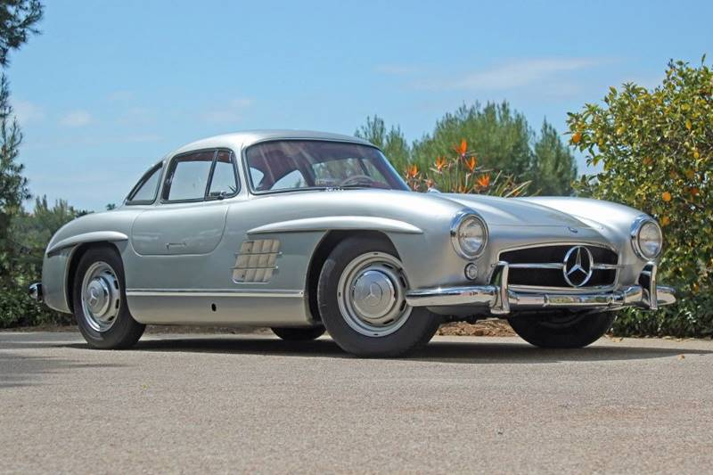 1955 Mercedes Benz SL Class For Sale At Precious Metals In San Diego CA