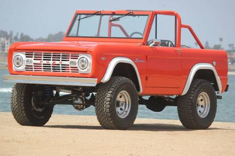Ford Bronco For Sale In Sango Ca