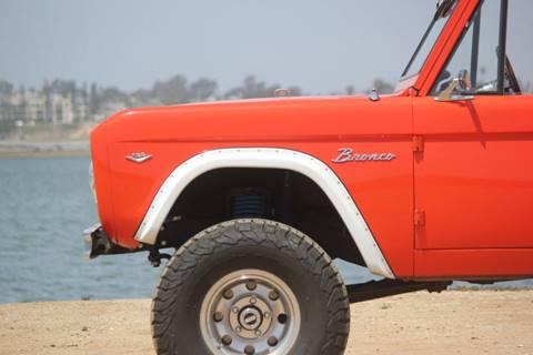 1967 Ford Bronco for sale at Precious Metals in San Diego CA
