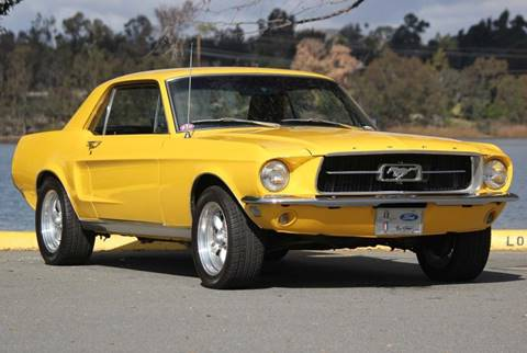 1967 Ford Mustang for sale at Precious Metals in San Diego CA