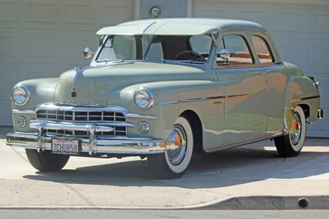 1949 Dodge Coronet for sale at Precious Metals in San Diego CA