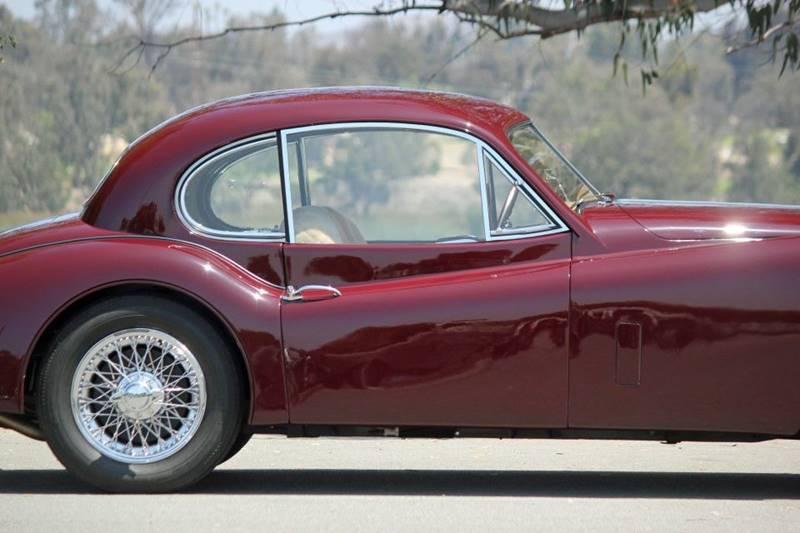 1955 Jaguar XK (image 9)