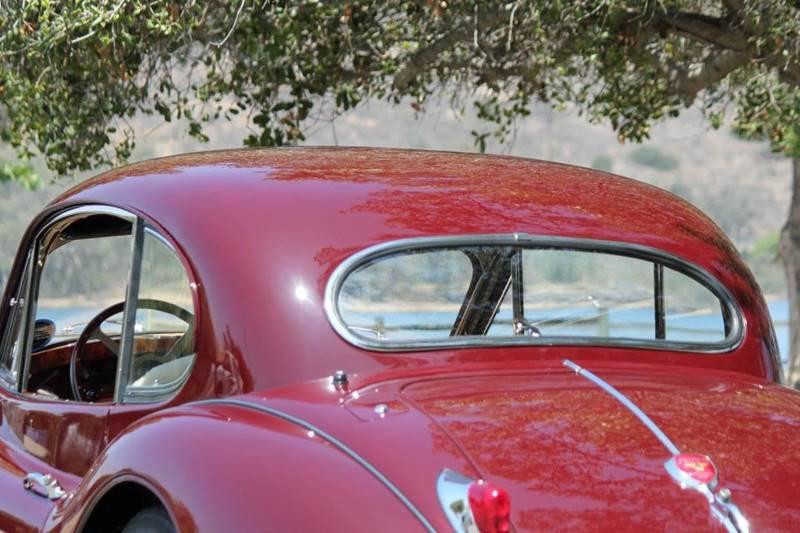 1955 Jaguar XK (image 11)