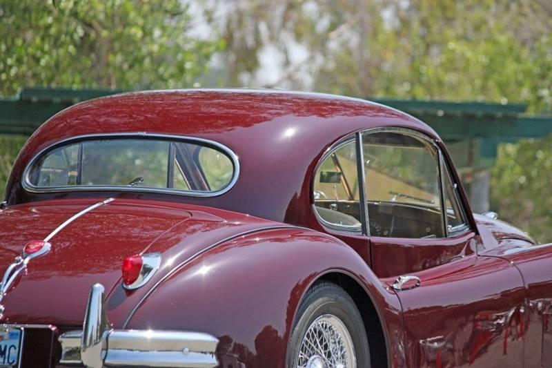 1955 Jaguar XK (image 13)