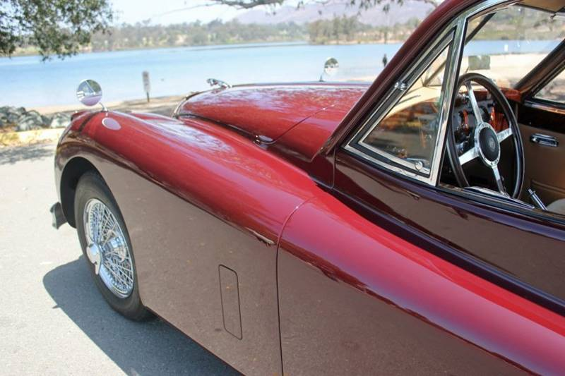 1955 Jaguar XK (image 15)
