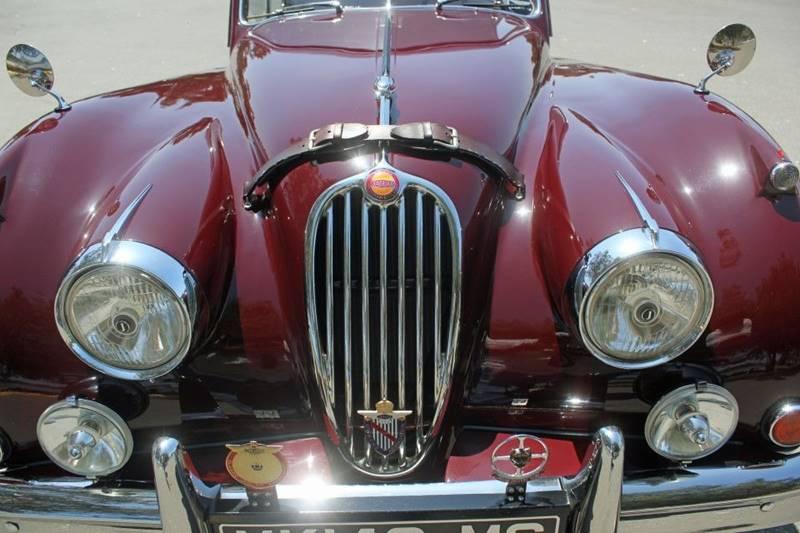 1955 Jaguar XK (image 20)