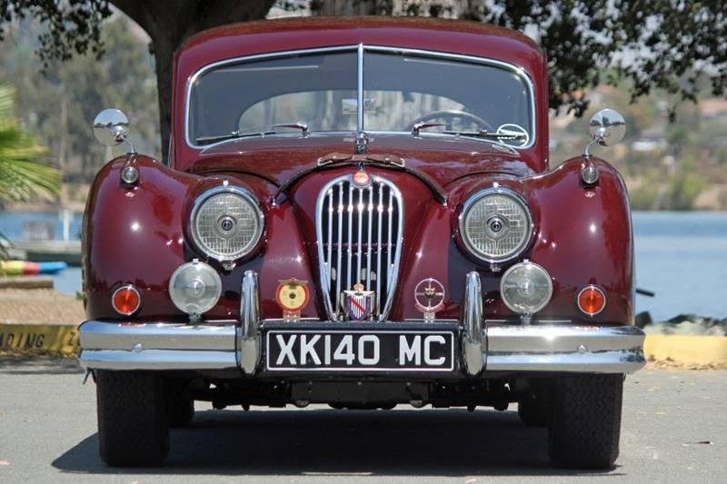 1955 Jaguar XK (image 22)