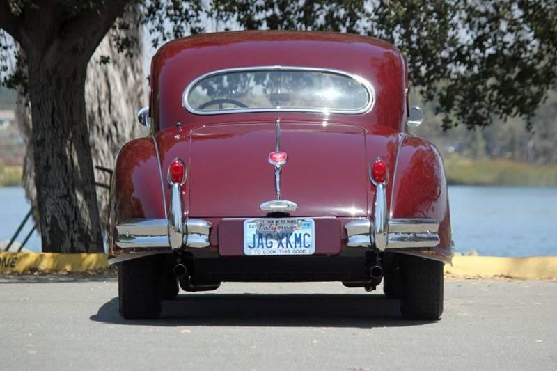 1955 Jaguar XK (image 23)