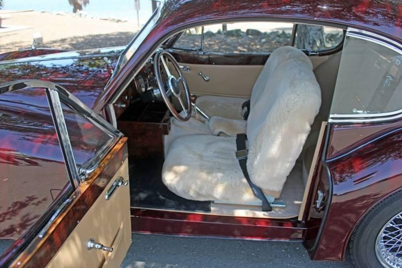 1955 Jaguar XK (image 24)