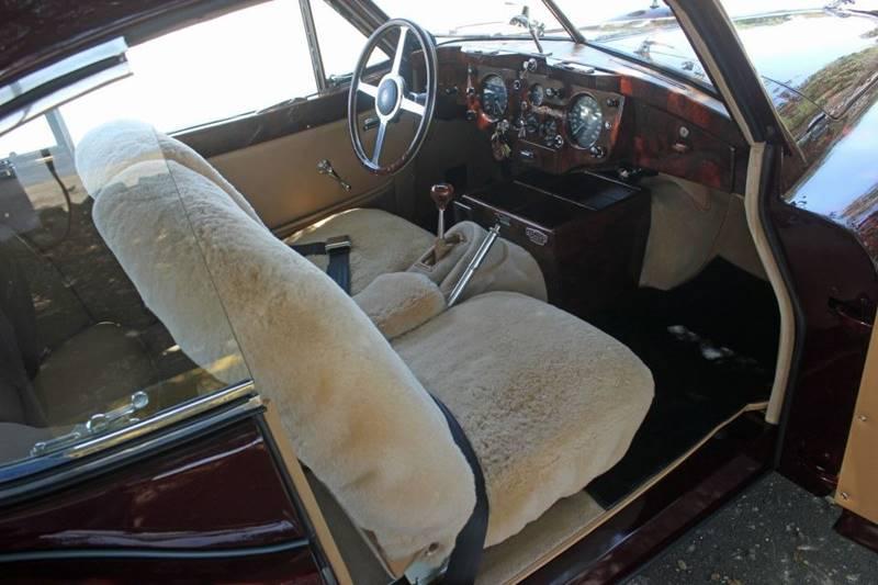 1955 Jaguar XK (image 26)