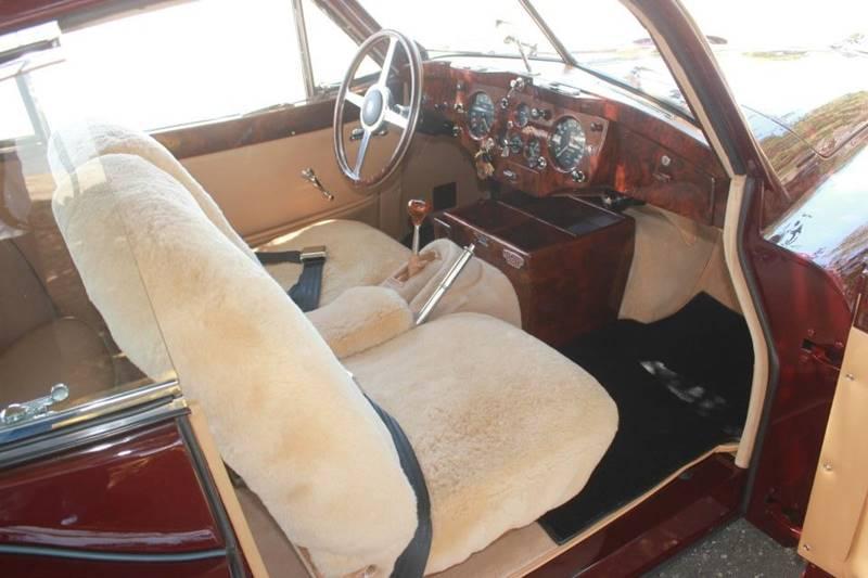 1955 Jaguar XK (image 28)