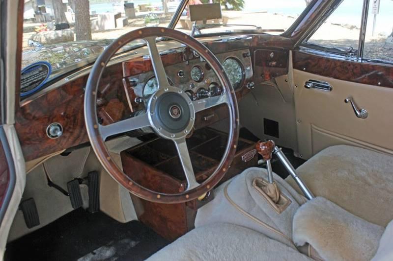 1955 Jaguar XK (image 35)