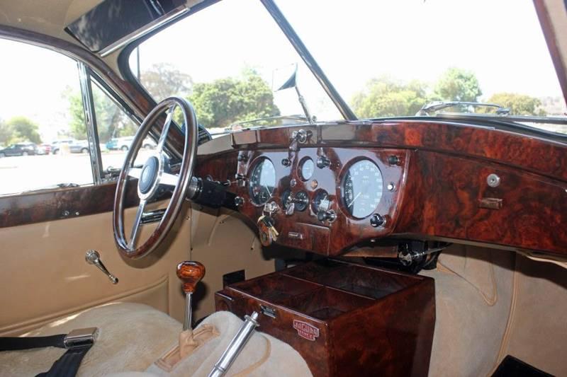 1955 Jaguar XK (image 36)