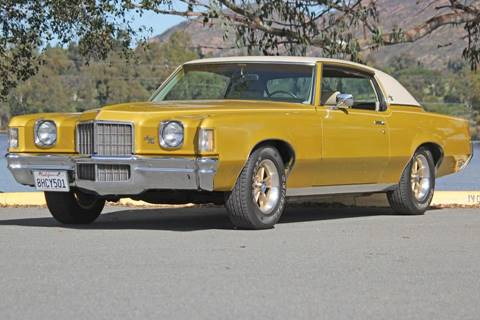 1972 Pontiac Grand Prix for sale in San Diego, CA