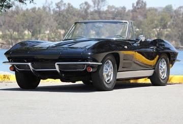 1963 Chevrolet Corvette for sale at Precious Metals in San Diego CA