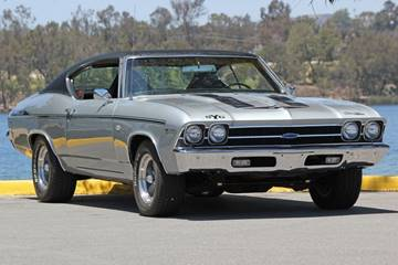 1969 Chevrolet Chevelle for sale at Precious Metals in San Diego CA