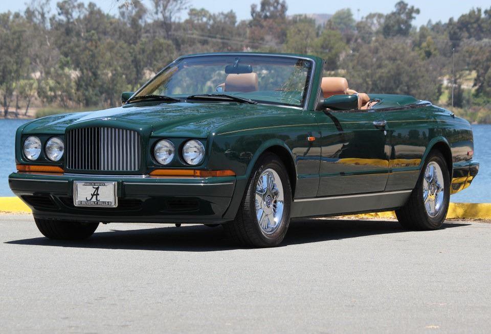1996 Bentley Azure for sale at Precious Metals in San Diego CA