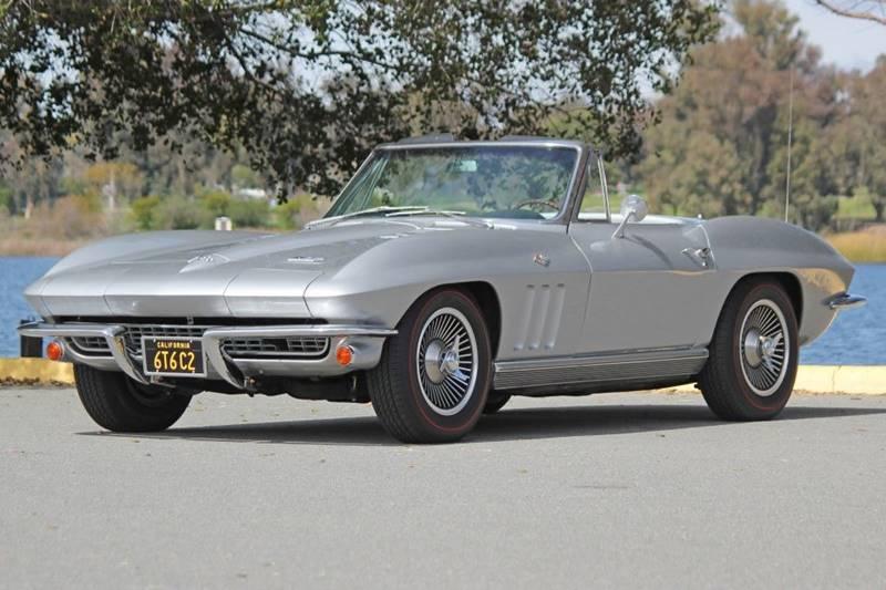 1966 Chevrolet Corvette for sale at Precious Metals in San Diego CA